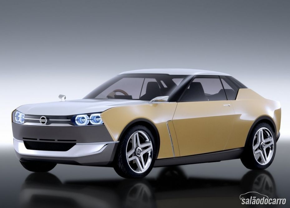 Nissan trabalha no coupé IDX