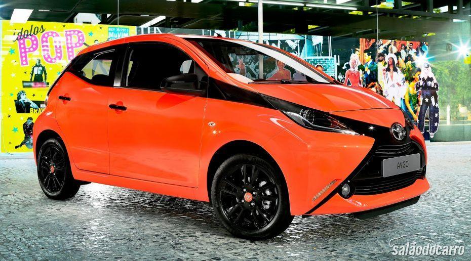 Toyota anuncia novo Aygo no festival MEO Sudoeste