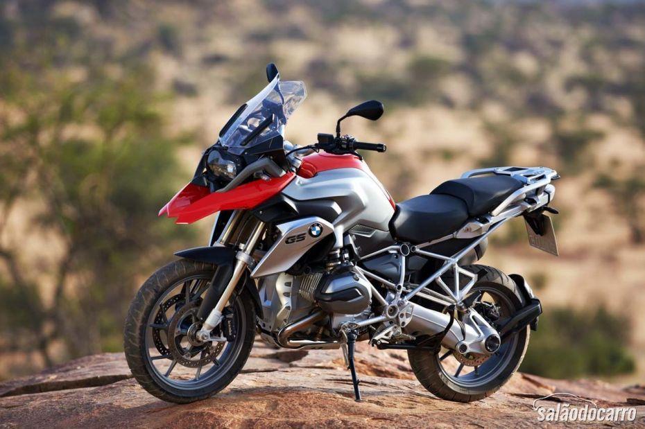 BMW R 1200 GS será produzida no Brasil