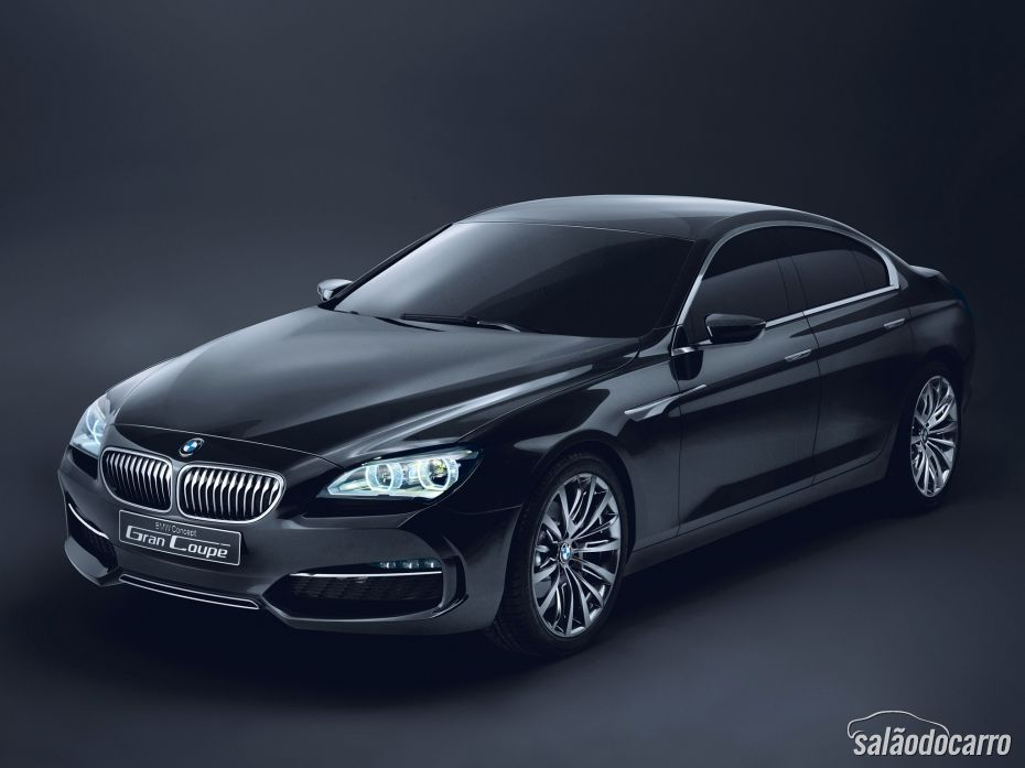 BMW Série 6 pode ganhar uma nova versão