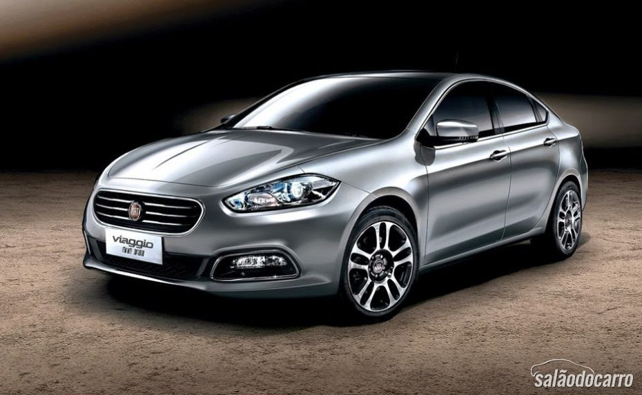 Fiat montará o modelo Viaggio no Brasil