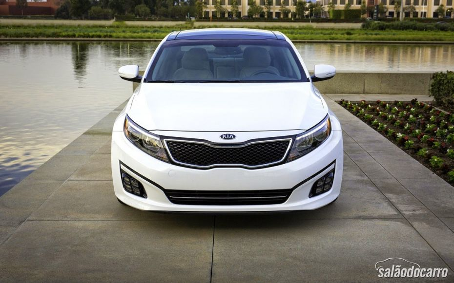 Começam as vendas do Kia Optima 2.0!