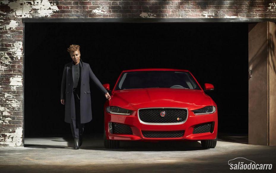 Vídeo revela primeiras imagens do Jaguar XE-S saloon