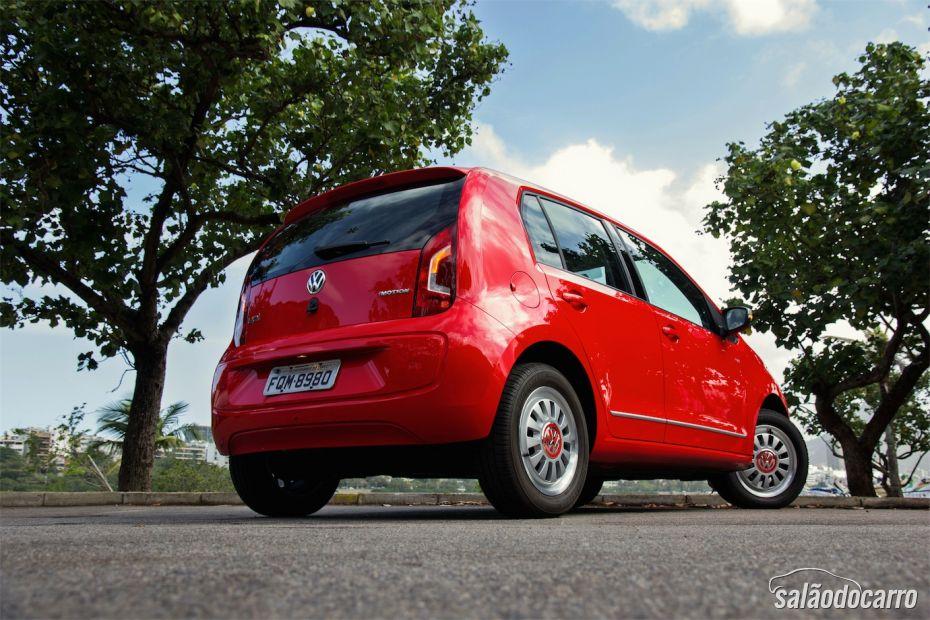 Volkswagen Red up! I-Motion