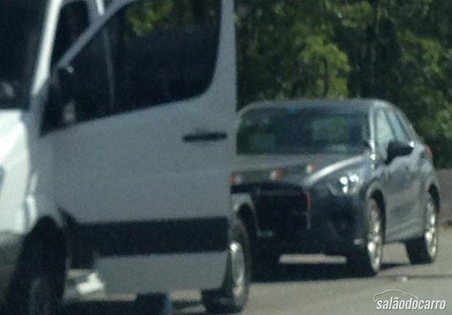 SUV da Mazda está em testes no Brasil