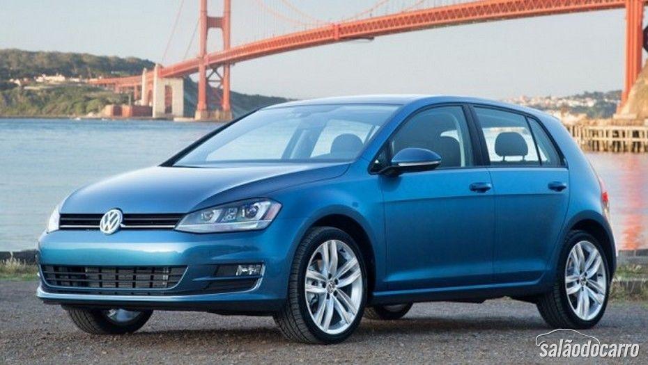 Novo Volkswagen Golf chega ao México