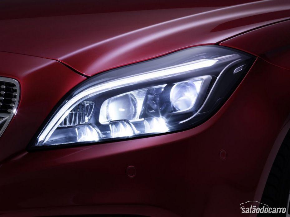 Mercedes-Benz divulga vídeo com demonstração de novo sistema de luz