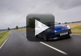 Aston Martin revela Vanquish 2015 em comercial épico