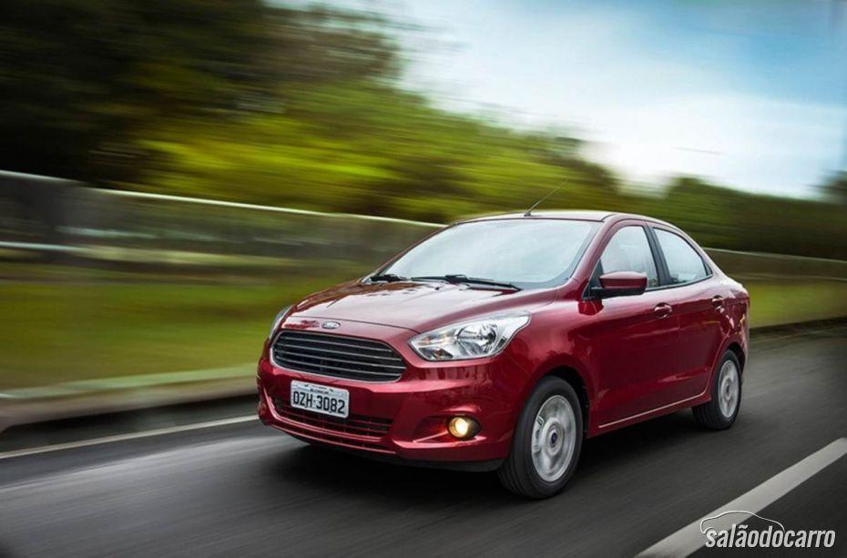 Ford anuncia oficialmente o Novo KA no Brasil