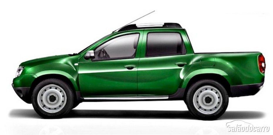 Picape do Renault Duster pode surgir em breve
