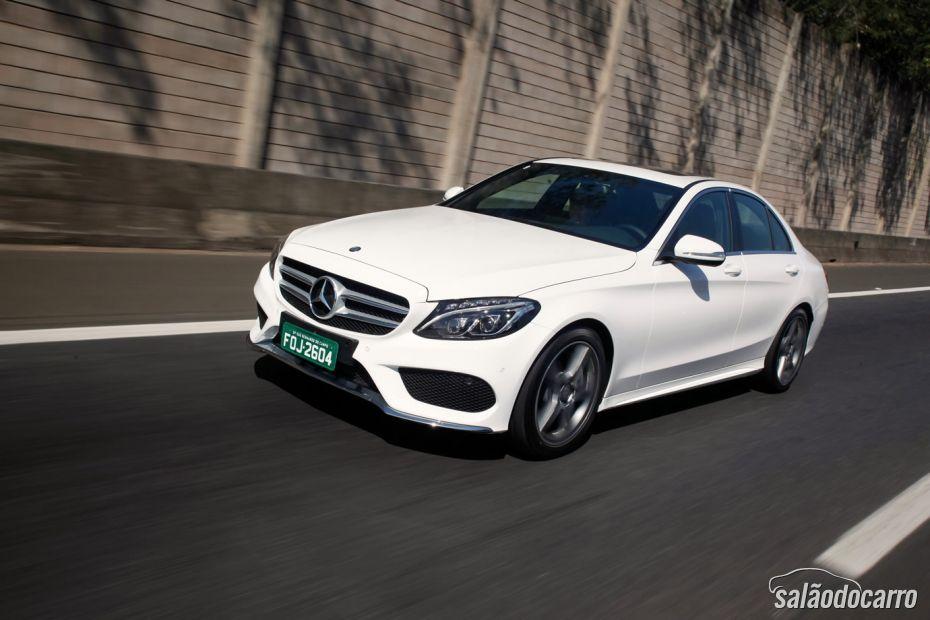 Quinta geração do Mercedes-Benz Classe C