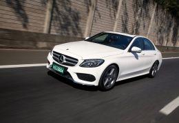 Teste da quinta geração do Mercedes-Benz Classe C