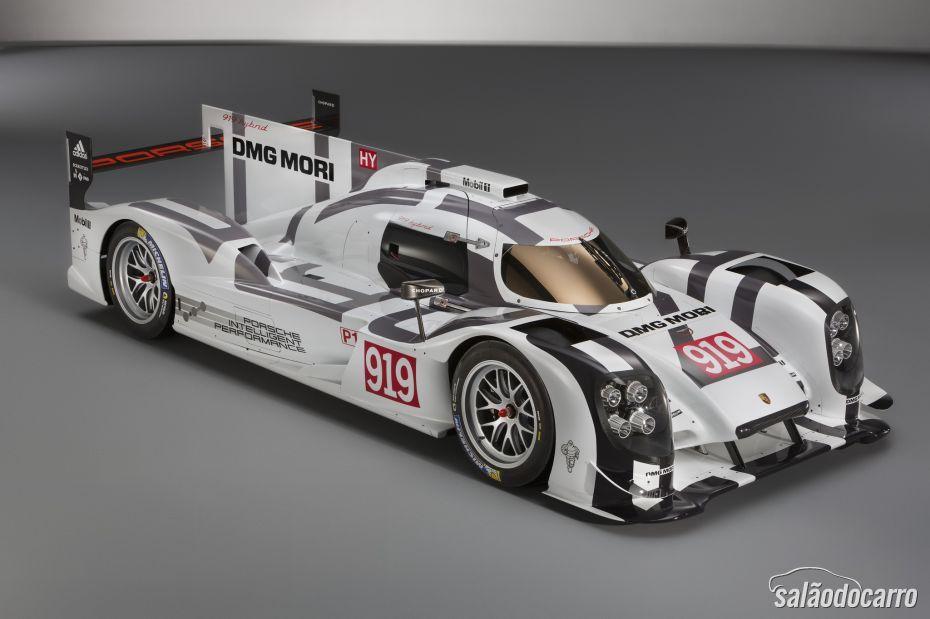 Porsche confirma 919 Hybrid e 918 Spyder no Salão do Automóvel