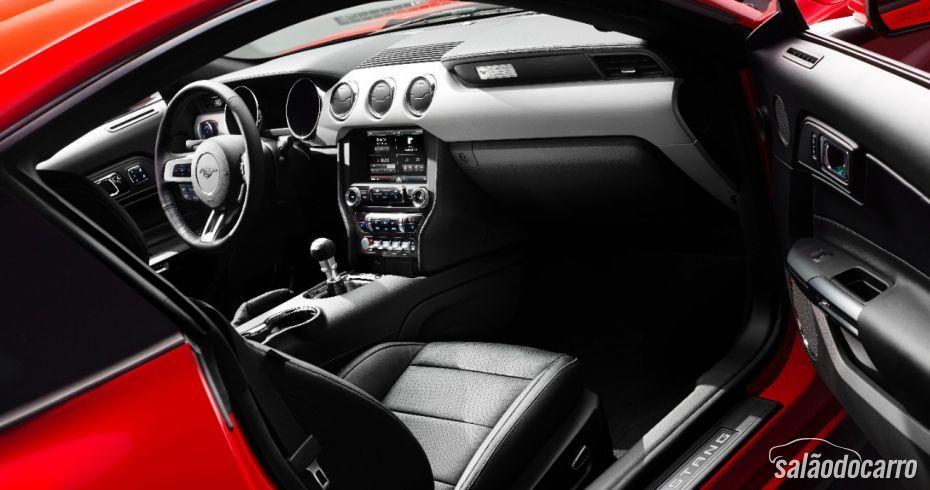 Ford revela engenharia de som especial do Novo Mustang