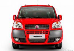 Fiat Doblò 2015 chega com novidades