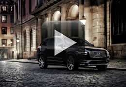 Confira o crash-test do Volvo XC90