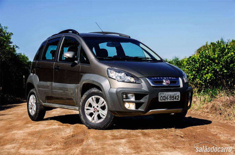 Fiat Idea Adventure Dualogic Plus
