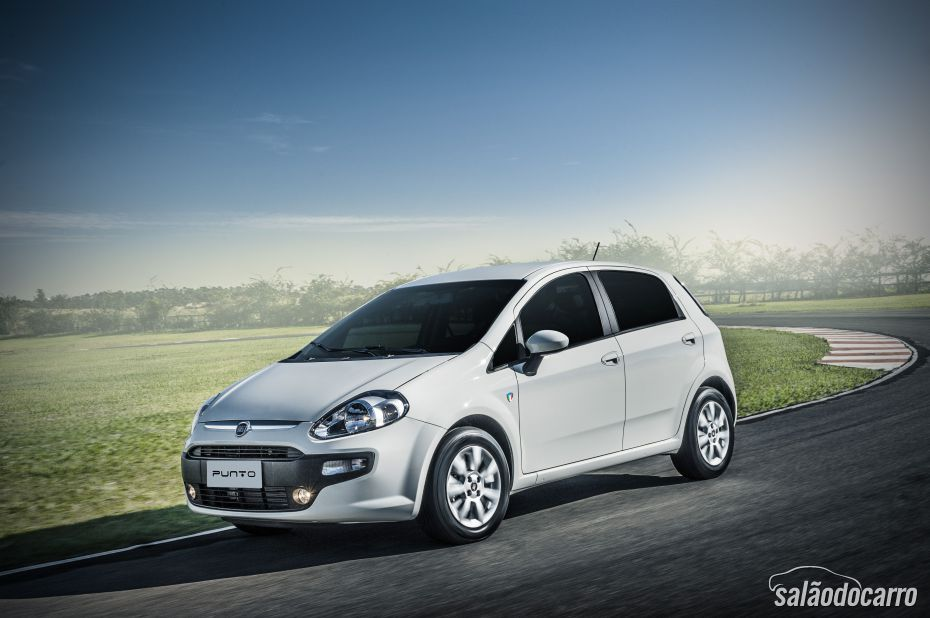 Fiat Punto Itália chega ao Brasil por R$ 45.460