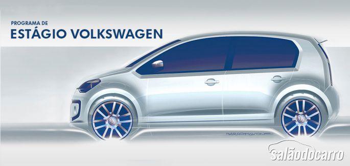 Volkswagen abre Programa de Estágio para 2015
