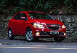Teste do Chevrolet Prisma LTZ 1.4
