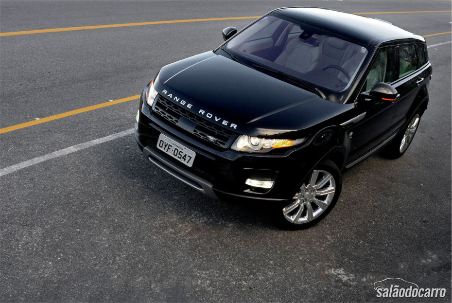 Range Rover Evoque Prestige Tech Pack