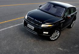 Teste do Range Rover Evoque Prestige Tech Pack