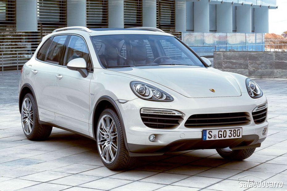 Porsche Cayenne sofre renovação