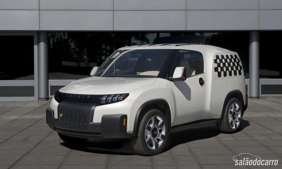 Toyota apresenta conceito U2