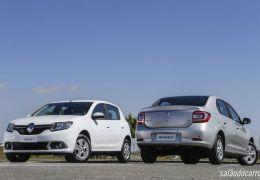 Renault lança câmbio automatizado para o Sandero e o Logan