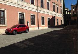 Fiat 500X tem imagem circulando pela web