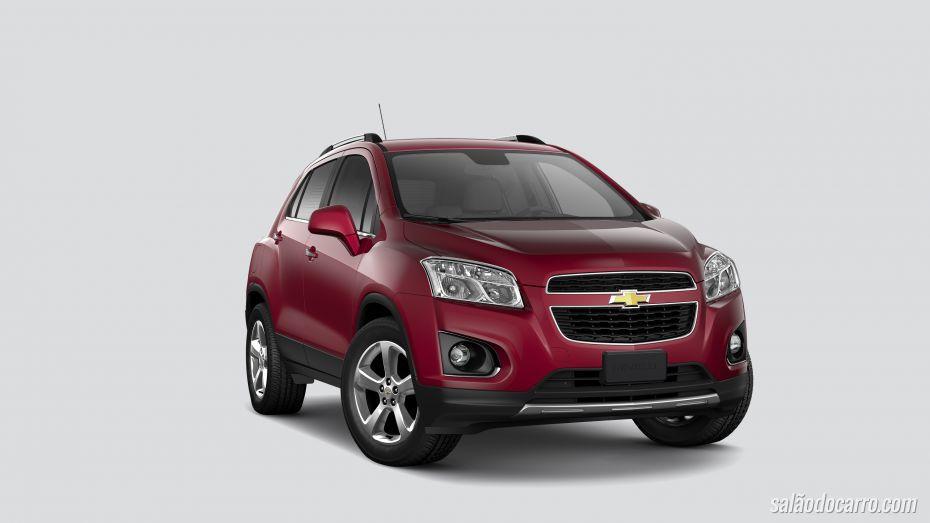 Chevrolet Tracker 2015 tem preços a partir de R$ 82.050