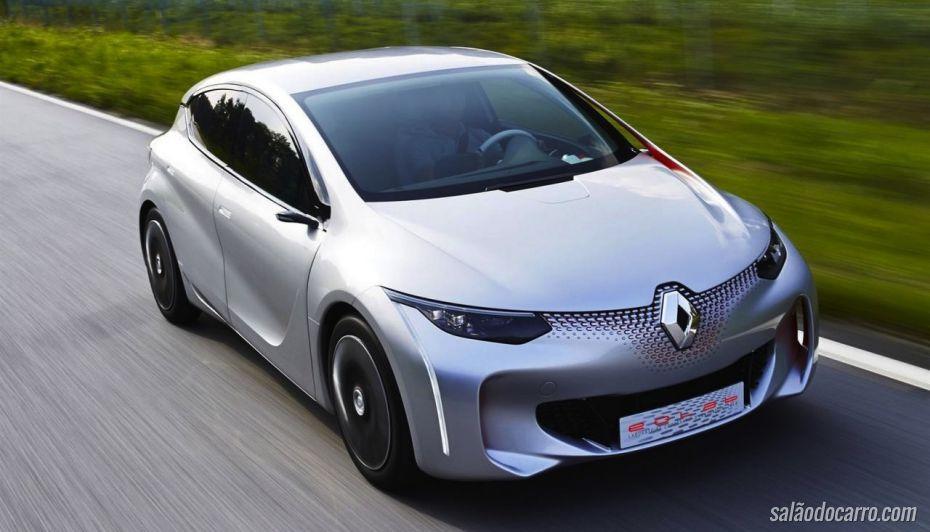 Conceito Renault Eolab é revelado
