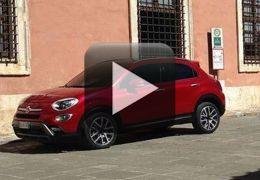 Confira o teaser misterioso do novo Fiat 500 X