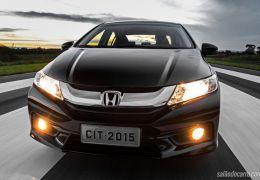Honda lança novo City no Brasil