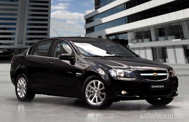 Chevrolet convoca recall do Omega
