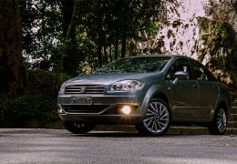 Teste do Fiat Linea Essence