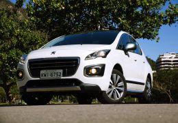 Impressões do Peugeot 3008 Griffe 1.6 THP
