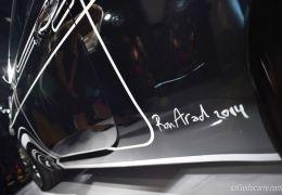Fiat revela novo 500 Ron Arad Edition