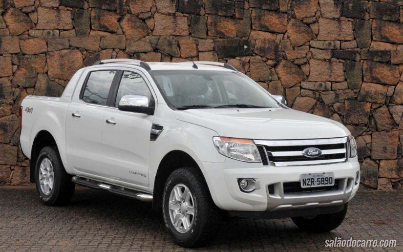 Ford lança Ranger 2015