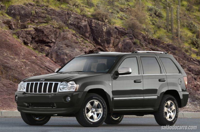 Chrysler convoca quase 10 mil veículos para recall