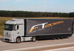 Mercedes-Benz revela o Future Truck 2025