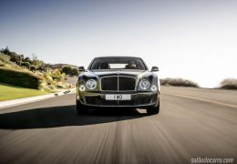 Bentley Mulsanne Speed estreia no Salão de Paris