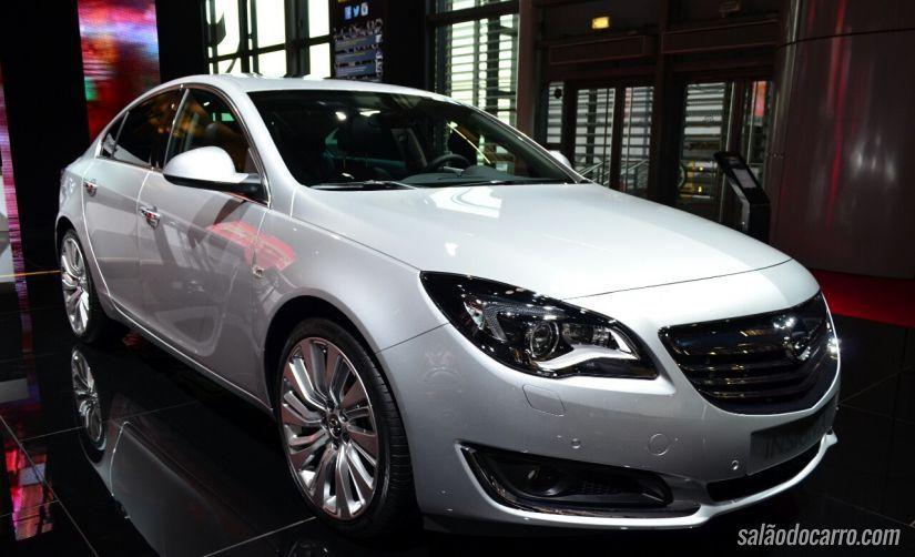 """Opel: """"Próxima Insignia será um dos carros mais bonitos já feitos"""""""