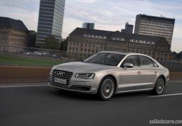 Audi A8 longo chega às concessionárias por R$ 750 mil