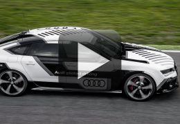 Audi divulga imagens do RS7 correndo em pista de F1 sem piloto