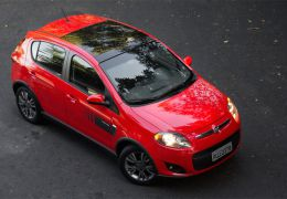Teste do Fiat Palio Sporting Dualogic Plus