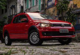 Impressões da Volkswagen Saveiro Highline