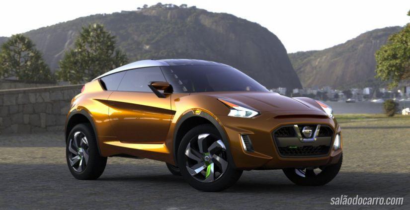 Nissan Extrem pode ser lançado oficialmente no Salão do Automóvel