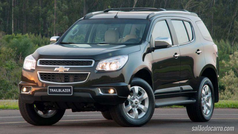 GM faz recall do Chevrolet Trailblazer