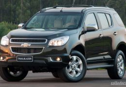 GM faz recall do Chevrolet Trailblazer